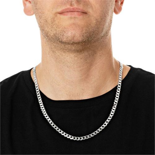 Silberketten für Männer