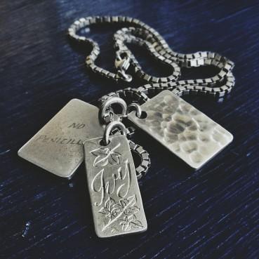 Silberketten: Die richtige Länge für Männer